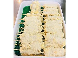 九州産豚串カツ