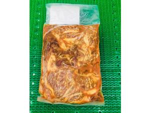 国産牛カルビ味噌漬