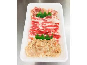 鍋set肉